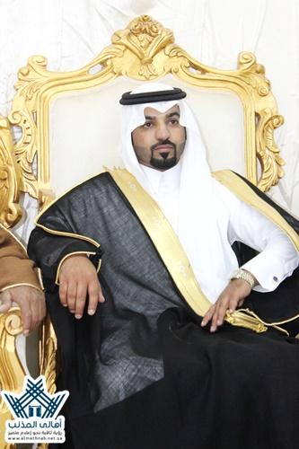 زواج الأستاذ: سعد بن سلمان بن شريم المطيري بمحافظة المذنب