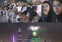 افتتاح موسم الرياض في بوليفارد