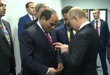 السيسي يقاسم بوتين راتبه فوق السلطة