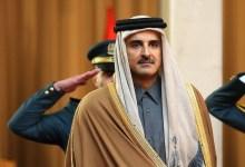 أمير قطر يفاجئ دول الخليج
