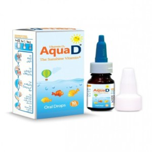 Aqua D Oral Drop 10ml