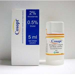 Cosopt Ophthalmic Drops 5ml