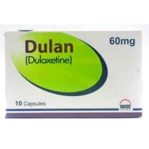 Dulan Capsules 60mg 10's