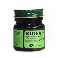 Iodex Ointment 28 grams 1s