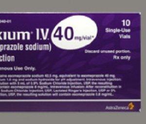Nexum Iv 40mg Injection