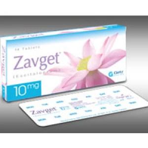 ZAVGET 10MG TABLET