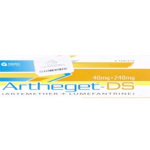 Artheget 20-120mg Tablet