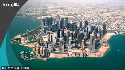 كم عدد سكان قطر 2021