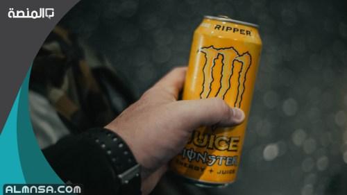 اسماء مشروبات الطاقة