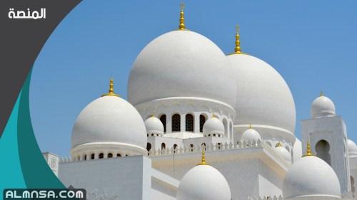 تفسير رؤية المساجد لابن سيرين