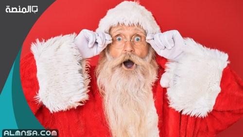 صور اكتب اسمك على بابا نويل 2021