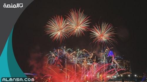 صور 2021 أجمل صور مكتوب عليها سنة جديدة سعيدة