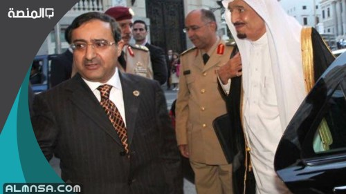 من هو السفير سعيد بن عثمان سويعد