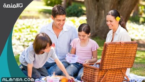 موضوع تعبير عن رحلة مع عائلتي قصيرة