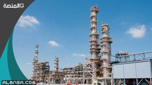 عدد محطات تكرير النفط في الامارات