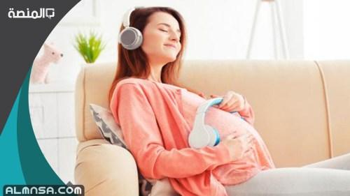 هل الغازات من علامات الحمل