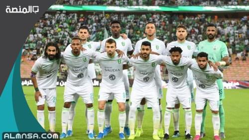 اسماء لاعبين الاهلي السعودي 2021 بالصور