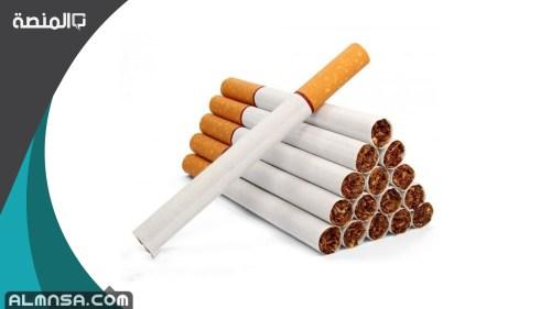 انواع الدخان واسعارها في السعودية