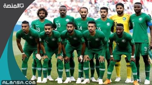 ترتيب المنتخب السعودي في تصفيات كأس العالم 2022