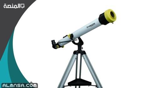 من اول من اخترع التلسكوب