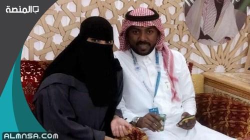 من هي زوجة نادر النادر