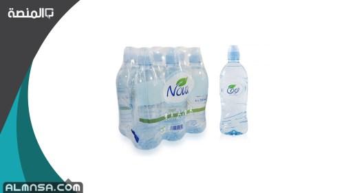 أفضل مياه معدنية في الإمارات