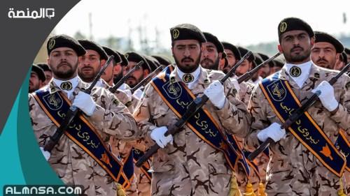 ترتيب ايران عسكريا في العالم 2021