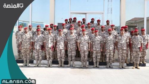 موعد تقديم الكليات العسكرية 2021 السعودية