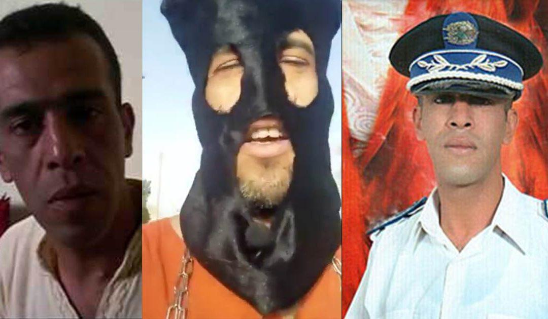 فيسبوكيون يتداولون فيديو تسبب في إعتقال ضابط عرض كليته للبيع +فيديو