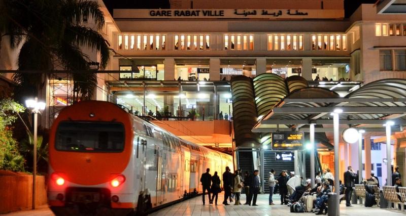 ONCF يضع برنامجا خاصا لسير القطارات بمناسبة عيد الفطر