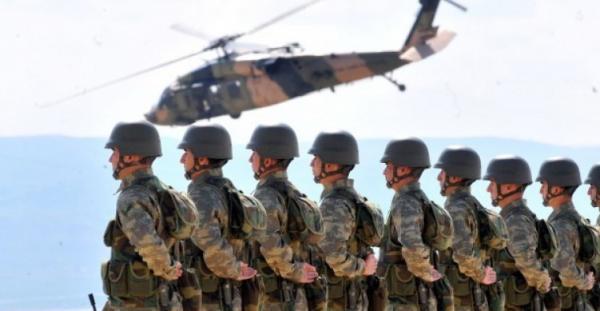 القوات التركية تصل إلى الدوحة