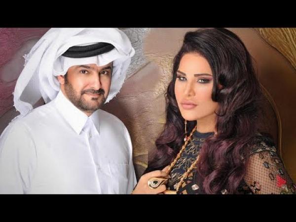 أزمة الخليج : الفنانة أحلام في حيرة حقيقية بسبب جنسية زوجها القطري