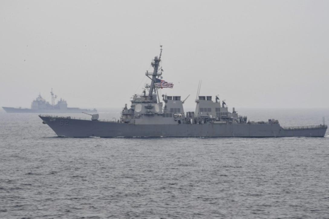 فقدان سبعة بحارة في حادثة قبالة سواحل اليابان
