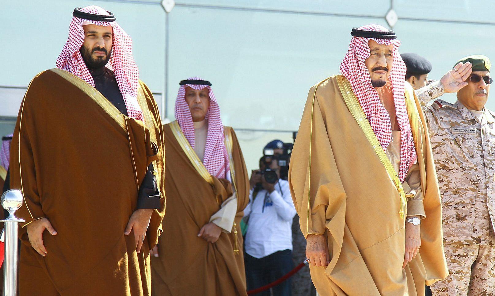 السعودية..حديث عن امكانية تنازل الملك سلمان ونقل حكم المملكة إلى ابنه