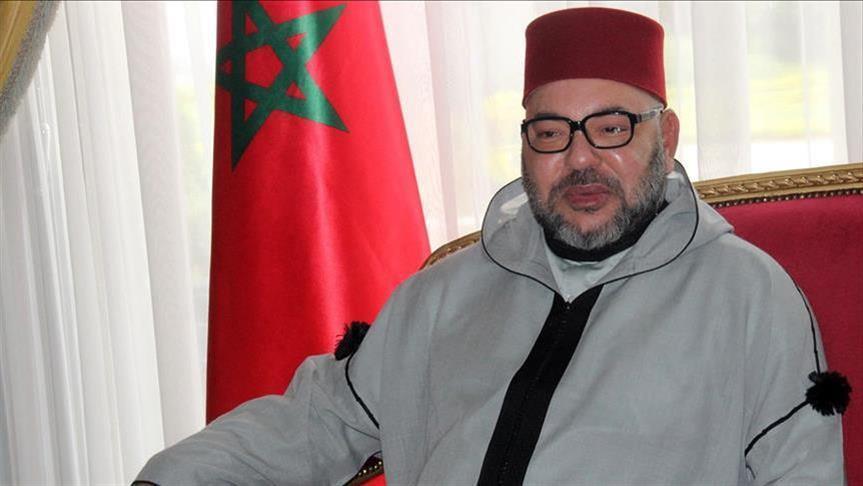 العاهل المغربي لأمير قطر: نعتز بالتعاون والتضامن الذي يربط بلدينا