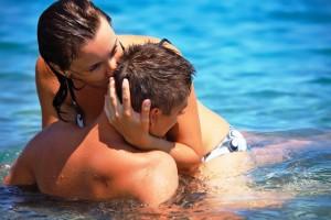 sexo acuático