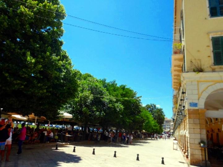 Liston-Corfu-Town