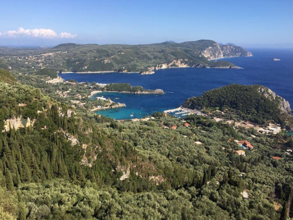 Paleokastritsa-Corfu