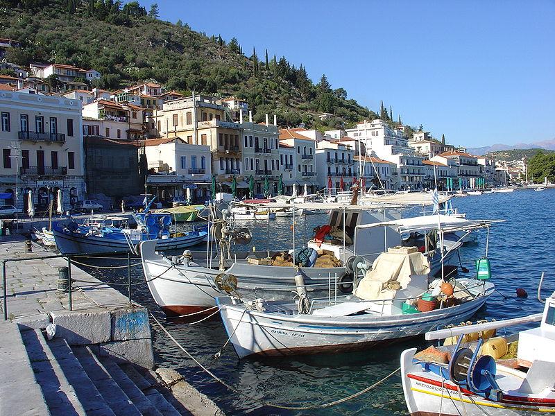 Locuri de vacanță în Grecia