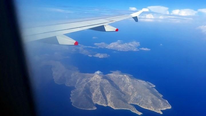 călătoria cu avionul