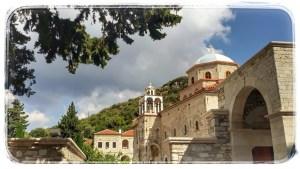 Manastiri in Samos