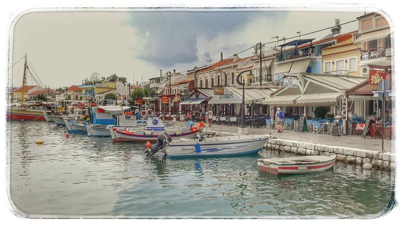 Taverne in Samos Pythagorio