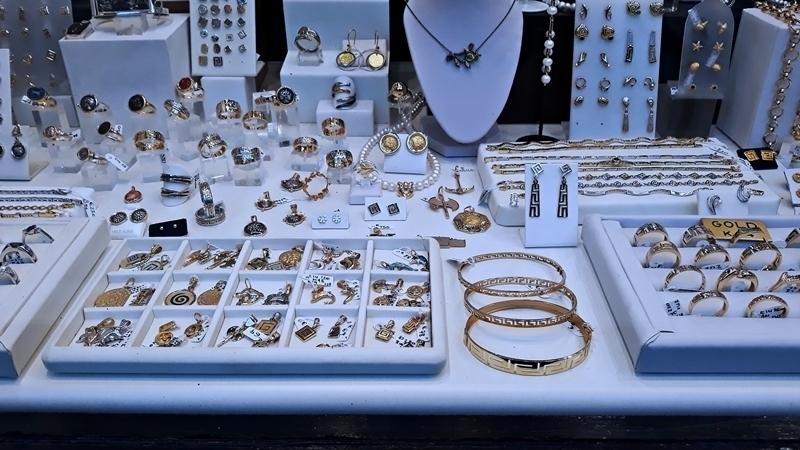 Bijuterii aur si argint Grecia