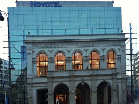 București Calea Victoriei Hotel Novotel