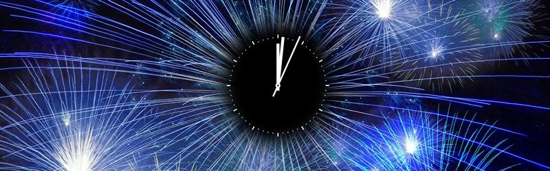 Focuri de artificii - obiceiuri de Anul Nou