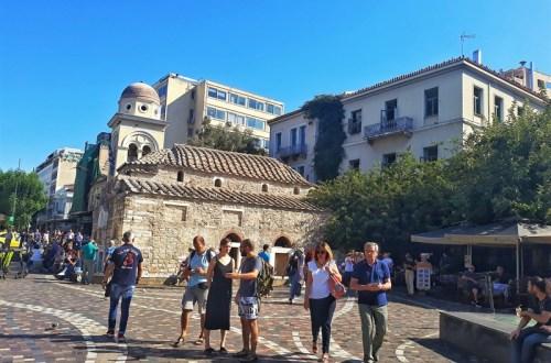 Atena Piața Monastiraki