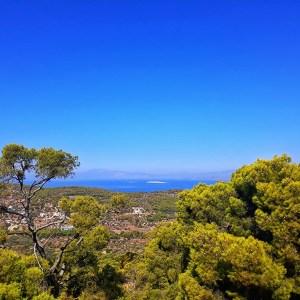 Agia Marina stațiune insula Aegina