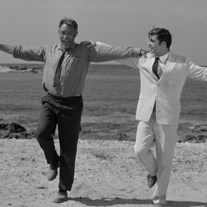 Zorba Grecul scena film