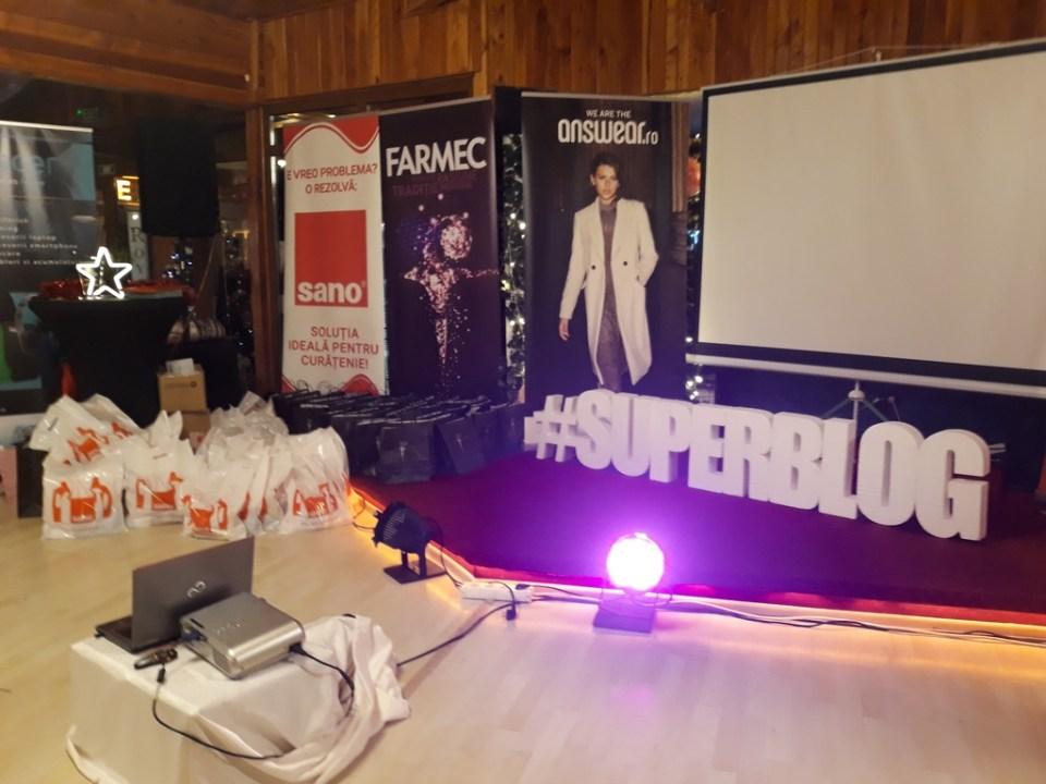 Gala premii SuperBlog