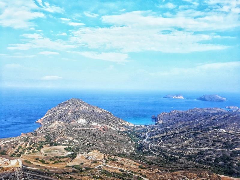 Fyropotamos plajă Milos Grecia
